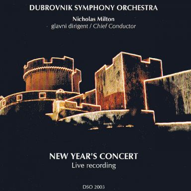 Dubrovnik Symphony Orchestra New Year's Gala