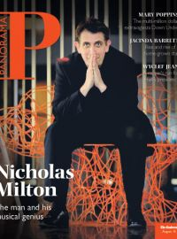 "Panorama ""Nicholas Milton. The man and his musical genius"""