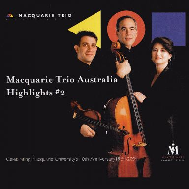 Macquarie Trio Australia Highlights 2